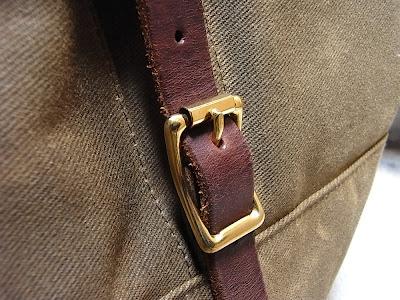 Archival Clothing Rucksack
