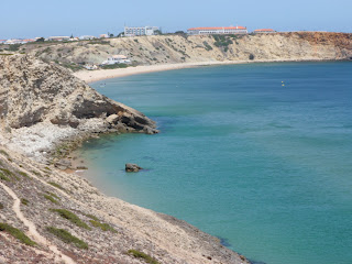 Sagres coastline and beaches, Portugal