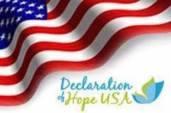 Sign Declaration of Hope USA