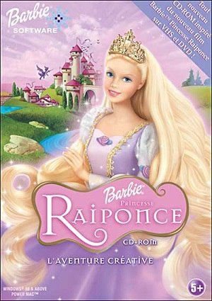 Barbie princesse raiponce 2002 films de barbie en francais princesses - Telecharger raiponce ...
