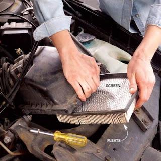 Tips Membersihkan Filter Udara Mobil