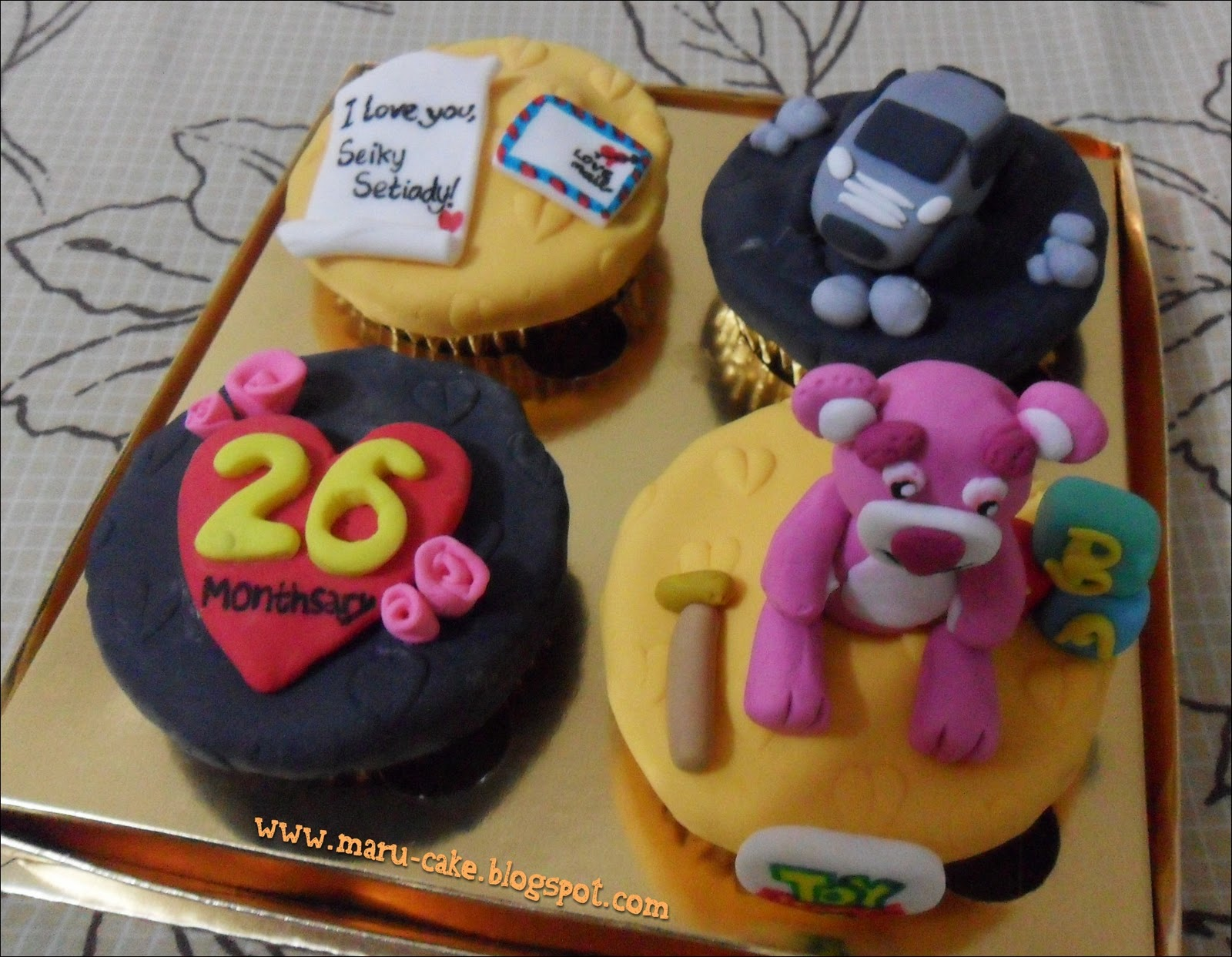 Cake Design For Monthsary : Boyfriends 22nd Birthday Cake Ideas and Designs