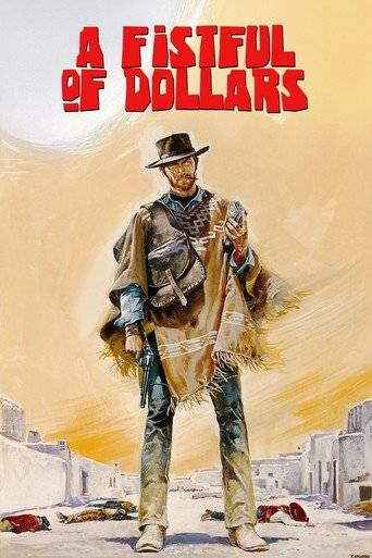 A Fistful of Dollars (1964) tainies online oipeirates