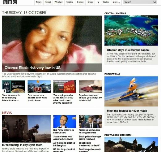 Laman Web BBC Disekat China Akibat Ketegangan Memuncak Di Hong Kong