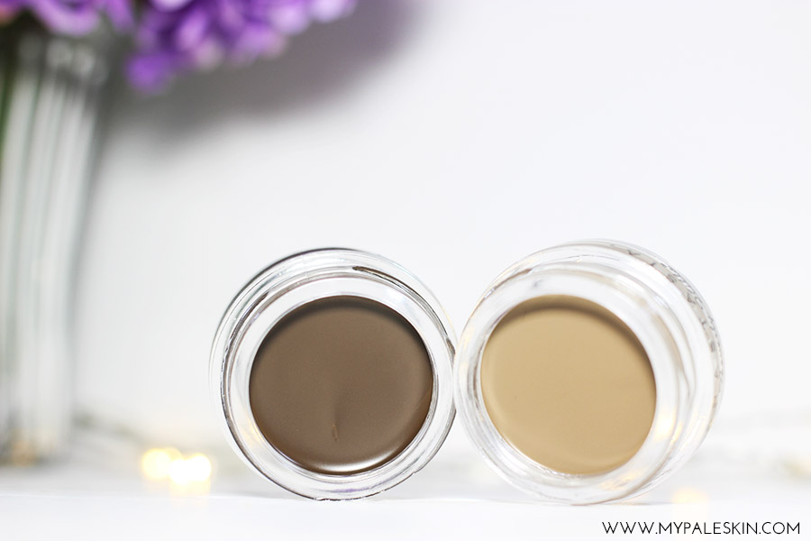 Anastasia Beverly Hills Dipbrow Pomade Review Swatches Taupe Medium Brown