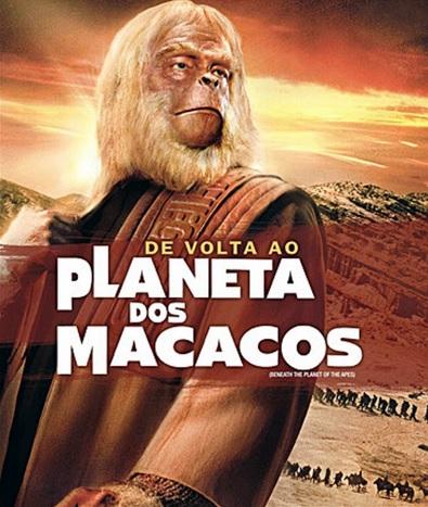 De Volta ao Planeta dos Macacos Dublado