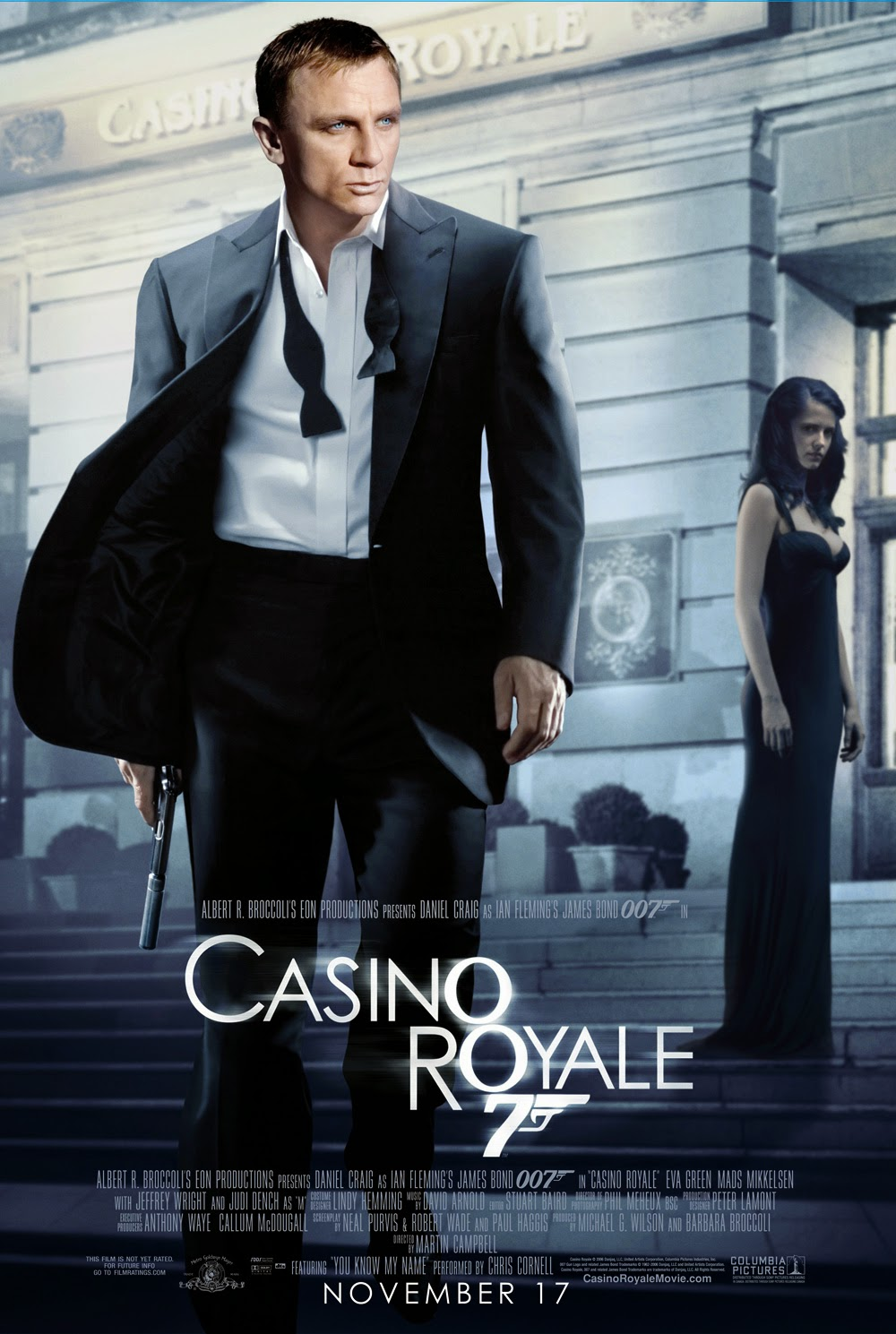 Casino poster royale teaser problem gambling in nz