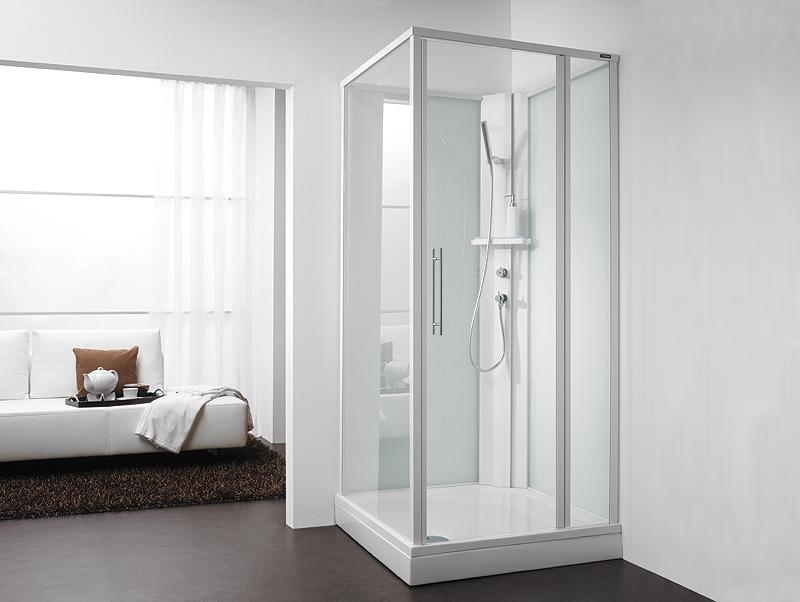Puertas De Aluminio Para Baños Pequenos: Minimalistas, Revista online de diseño interior minimalista
