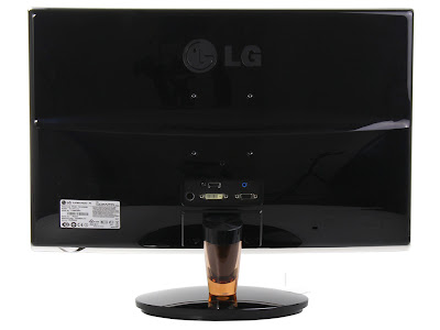 LG IPS226V-PN LCD Full HD S-IPS Monitor Back