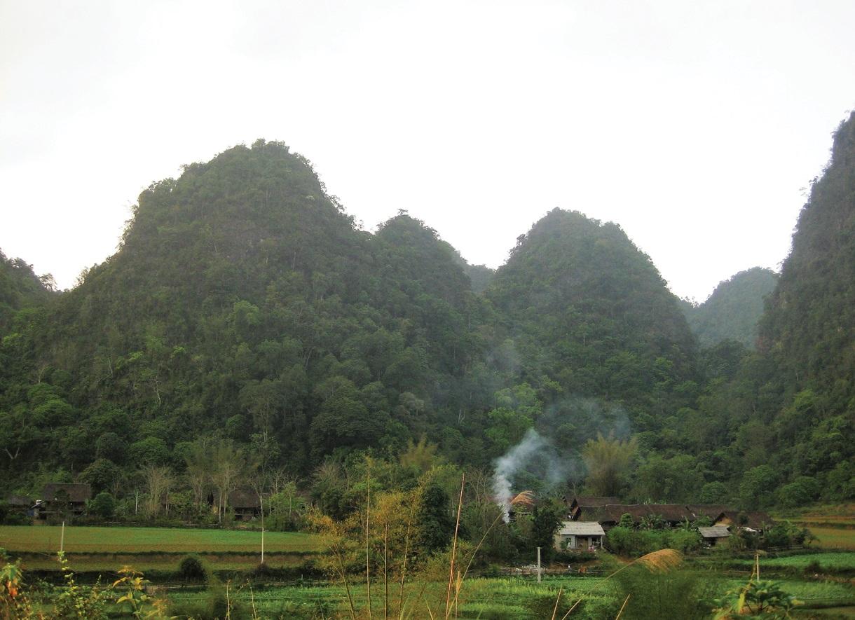 Ha Lang District, Cao Bang Province
