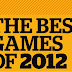 The best PC games of 2012