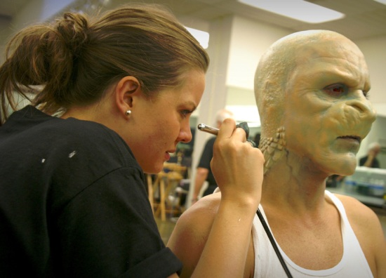 Special effects makeup schools nyc / Fire it up grill