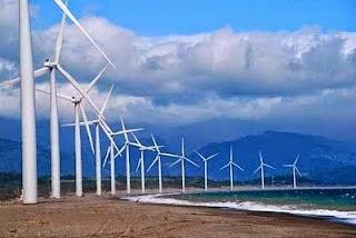 Bangui Windmills - Bangui, Ilocos Norte