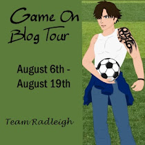 Game On Blog Tour