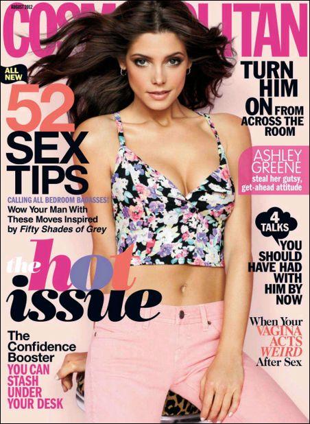 Cosmopolitan USA - August 2012