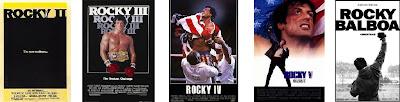 Rocky Balboa filmerna