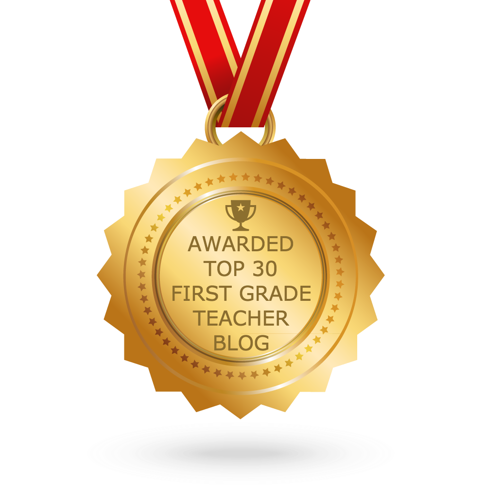 Top 30 First Grade Teacher Blog