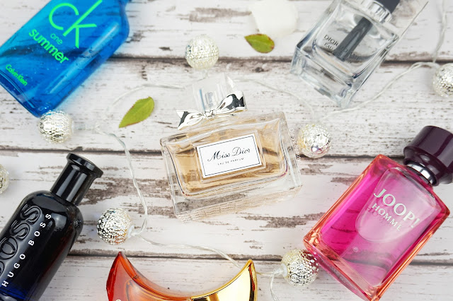 Dino's Beauty Diary - How To Pick The Perfect Fragrance
