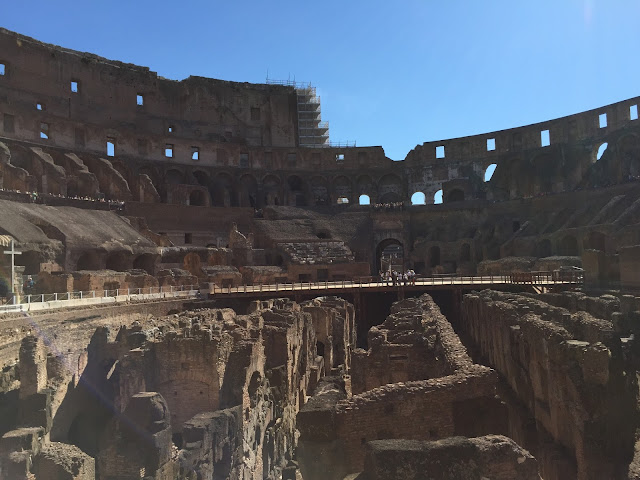 Kahtar, Karfelt, Rome, Colosseum