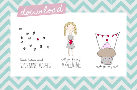 Download free valentine cards
