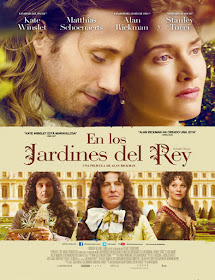 A Little Chaos (En los Jardines del Rey) (2014) [Latino]