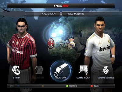 Download PES 2012 PC Games Free