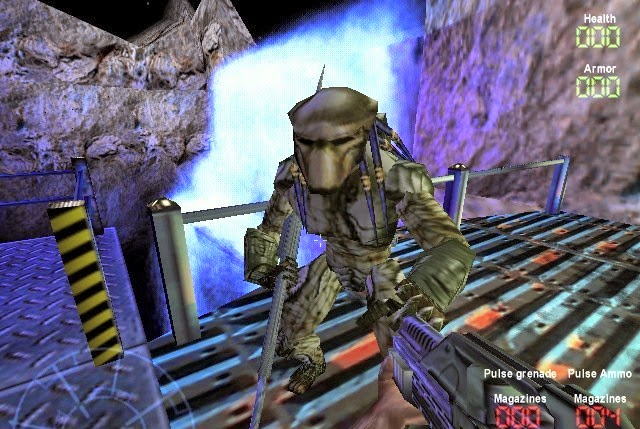 Aliens vs Predator 1 Free Download PC Games