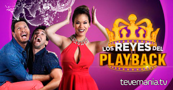 Los Reyes del Playback - Latina en Vivo