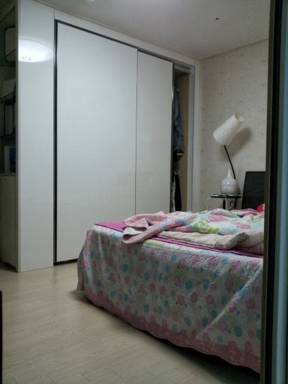 two room regular apartment in kwanganli beach area check the floor