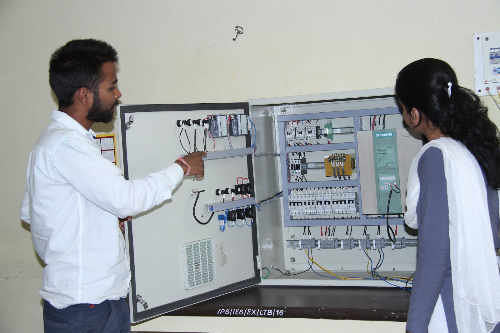 Electrical Experiment Laboratory