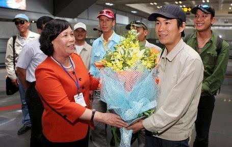 Làm sao để giảm tình trạng lao động Việt Nam bỏ trốn