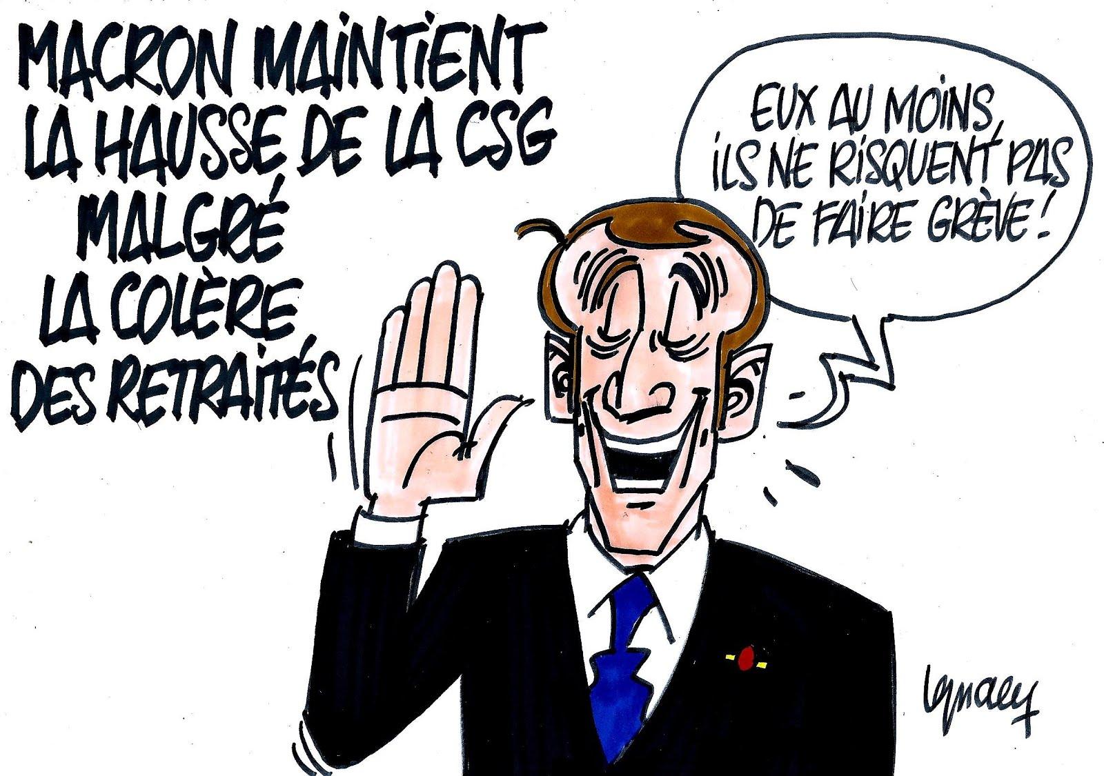 Macron contre les retraités (2)