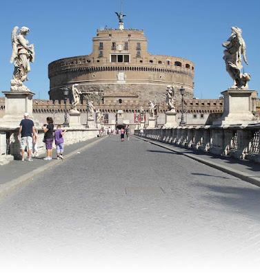 Rome Tourism Stills