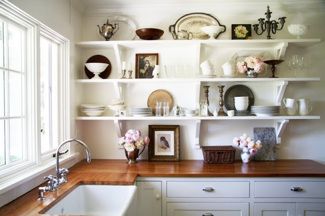 Country Kitchen House Beautiful Via Young House Love Often