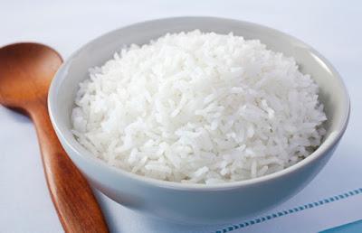nasi yang lezat