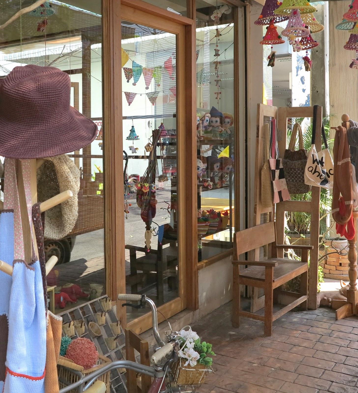 ByHaafner, crochet, Bantakor, Chiang Mai,