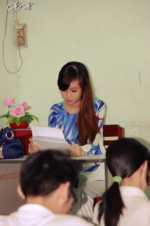 Co giao dep nhat viet nam 008 Chân dung cô giáo đẹp nhất Việt Nam