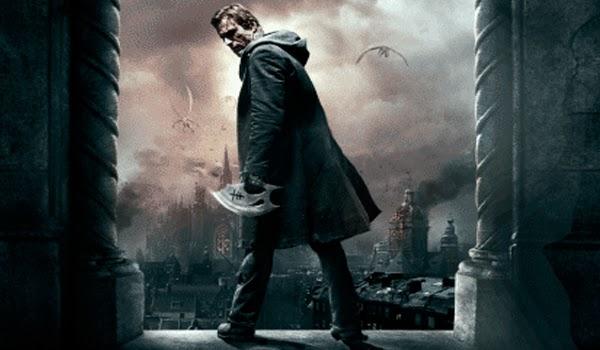Poster de la película Yo Frankenstein
