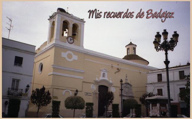 Mis recuerdos de Badajoz