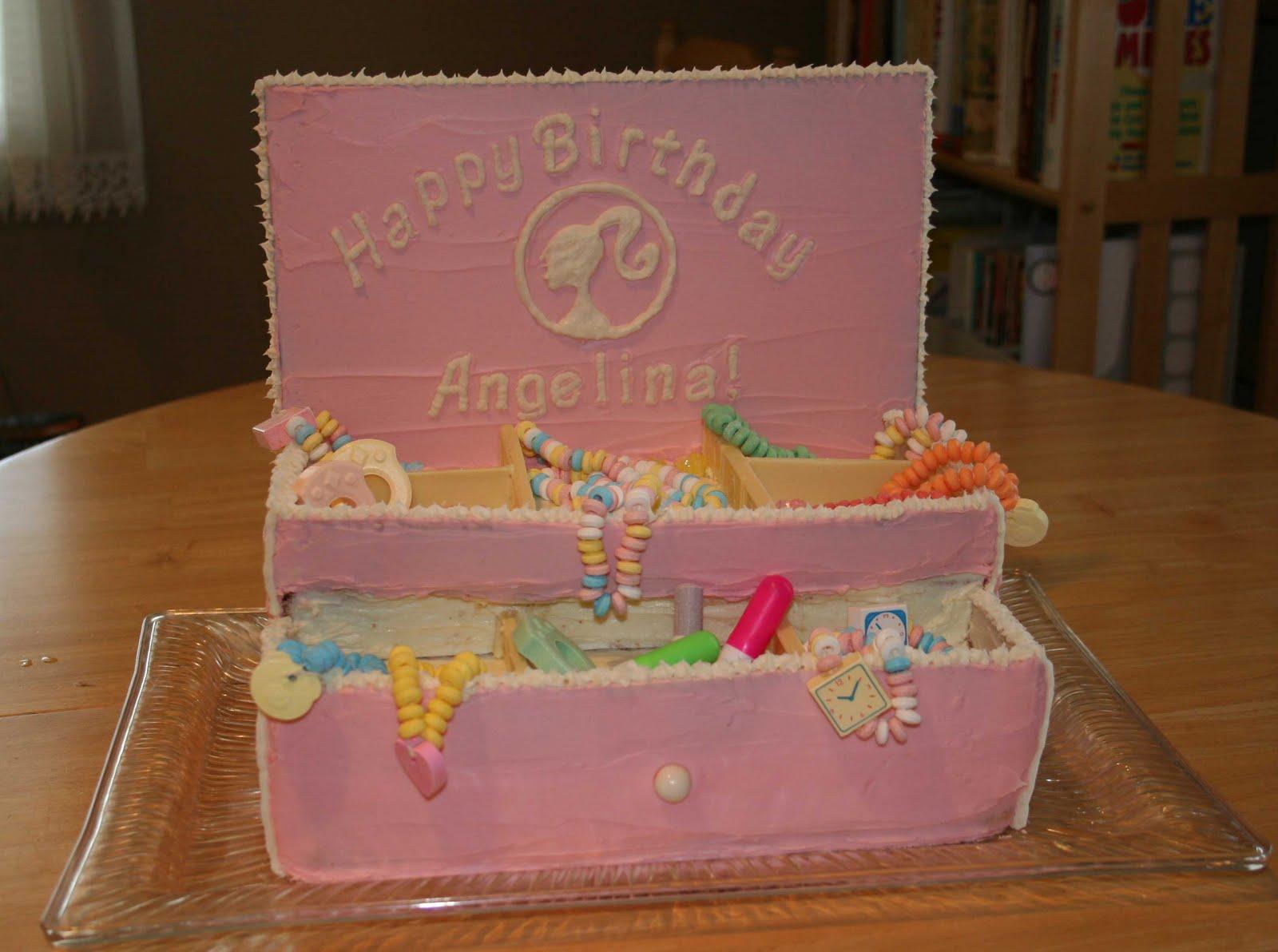 Cakes Pops By Jenn Jewelry Box Cake