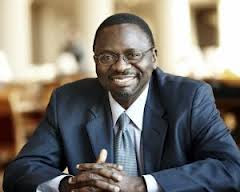 Prof. Illesanmi Adesida becomes the first black VC of University of Illinois @osaseye.blogspot.com