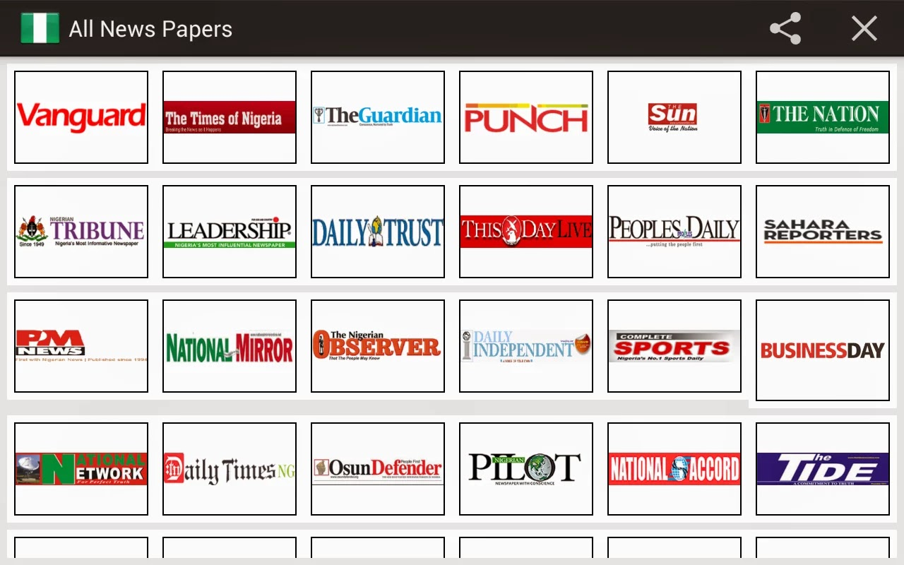 5 nigerian news aggregator you should have on your android device