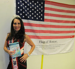 "Ms. Senior America 2009-2010 & ""Cancer with Joy"" Book Contributor Gail King"