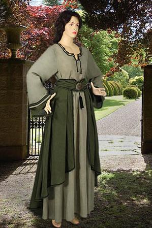 DevilInspired Medieval Dresses