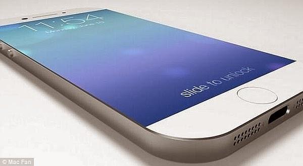 Layar iPhone 6 Terbesar Selama Apple Diluncurkan