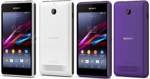 Sony Xperia E1 Terbaru