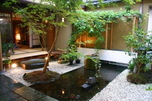 La maison sensible jardin zen for Photos jardins zen