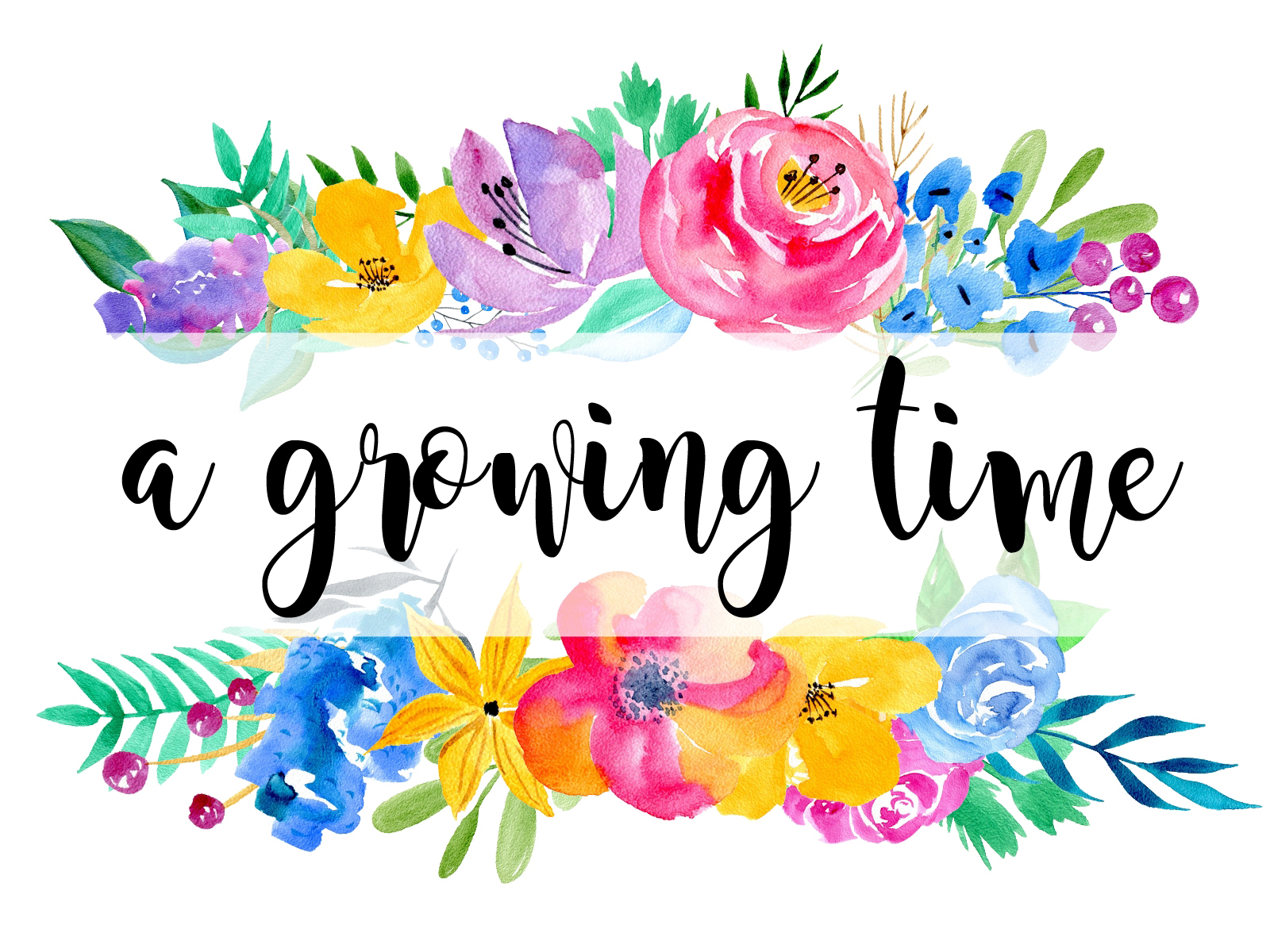 A Growing Time