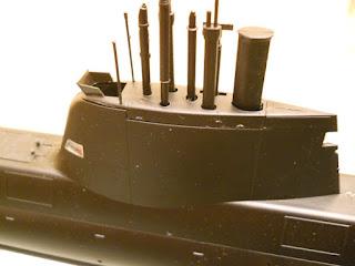 revell submarine klasse 214