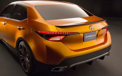 2016 Toyota Corolla Redesign Price Release Date